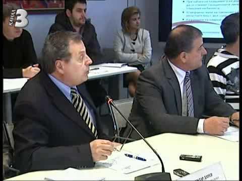 Фирмена задлъжнялост 2010 - пресконференция