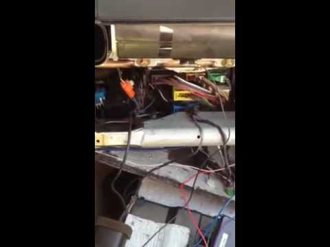 keyless entry system - My first DIY video! So i bought this system because 1. My key remote did not come with the car 2. Its cheap $50, 3. Its supposed to be easy to install. So fa...