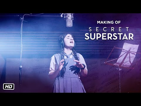 Making of Secret Superstar |  | Zaira Wasim | Aamir Khan | Advait Chandan