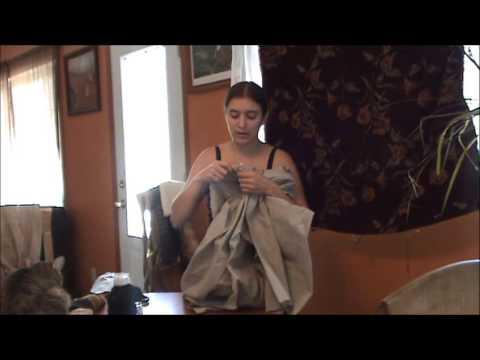 Fabriquer un costume de Gn (larp) pour débutant