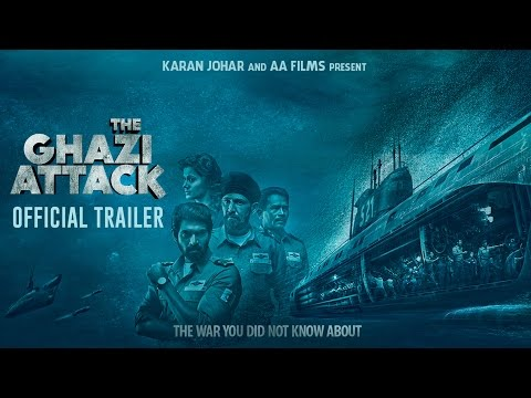 The Ghazi Attack Movie Picture