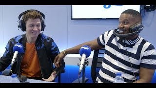 Video Ansel Elgort's AMAZING singing voice! | Baby Driver Interview | Magic Radio MP3, 3GP, MP4, WEBM, AVI, FLV Januari 2018
