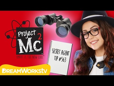 McKeyla McAlister's Spy Tips: How to Spy | Project Mc²