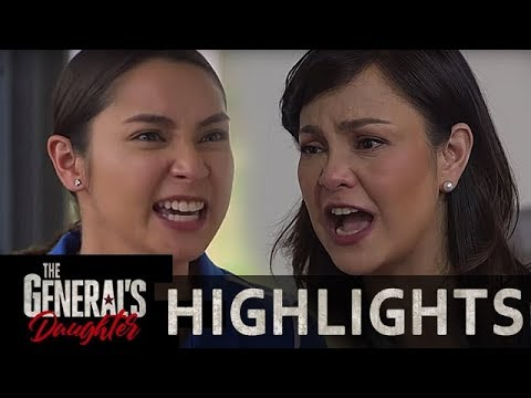 Jessie Is Shocked In The Revelation Of Corazon About Rhian | The General's Daughter