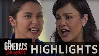 Video Jessie is shocked with the revelation of Corazon about Rhian   The General's Daughter (With Eng Sub) MP3, 3GP, MP4, WEBM, AVI, FLV Mei 2019