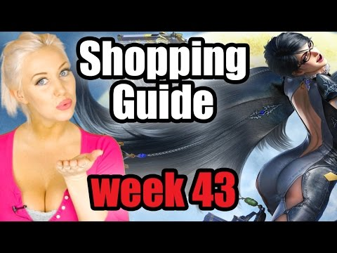 Guide - Get ready for sexy over the top action in Bayonetta 2 and intergalactic strategy in Civilization Beyond Earth! Check out all the game releases of week 43 in the shopping guide! ▻ Follow...