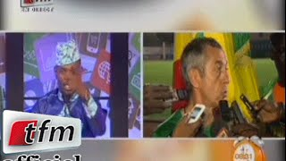 Yeewu Leen - 12 Novembre 2014 - Pape Cheikh menace Alain Giresse en direct