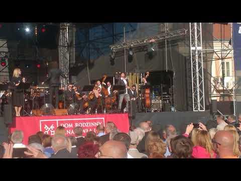Tłumy na koncercie w Wadowicach