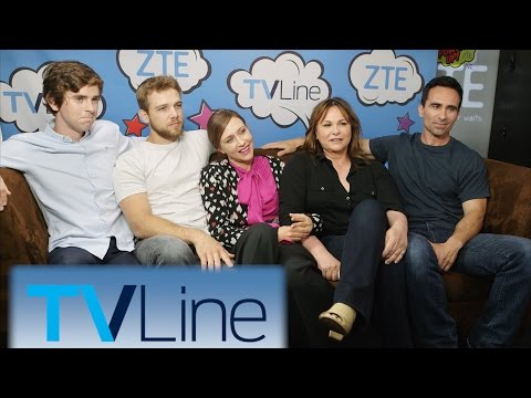 Bates Motel Final Season Preview | TVLine Studio Presented by ZTE | Comic-Con 2016