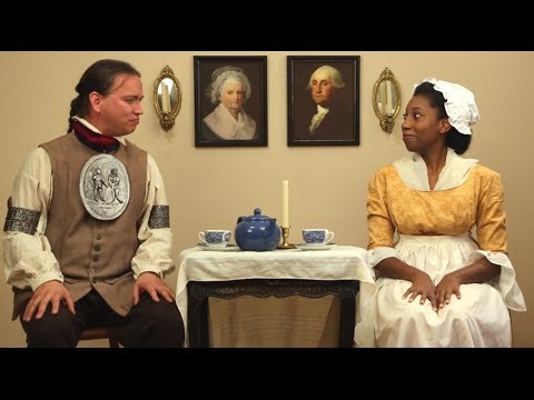 Ask - Ask A Slave is a satirical web series based on the actress' time working as a living history character at the popular historic site, George Washington's Moun...