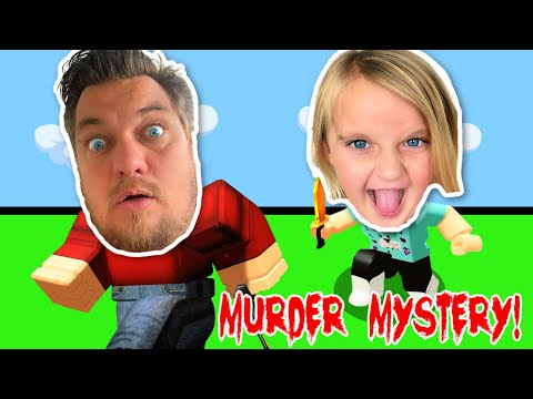 MURDER MYSTERY with Parker!