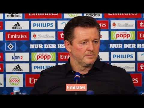 HSV-Trainer Titz zum Abstieg: