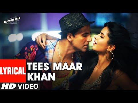 Lyrical: Tees Maar Khan Title Track | Akshay Kumar, Katrina Kaif