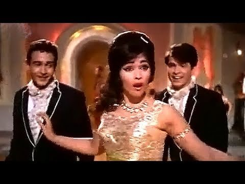 jan - Song from super hit Suspense Thriller Gumnaam (1965), starring Manoj kumar, Nanda, Pran, Dhumal, Mehmood, Helen, Madan Puri, Tarun Bose, WINNER OF FILMFARE A...
