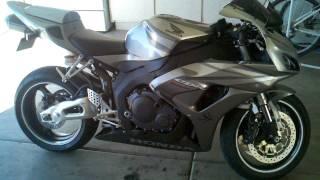 4. My 2006 Honda CBR 1000RR