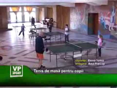 Tenis de masă pentru copii