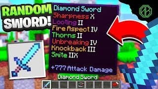 THE JESTER (Random Sword) CHALLENGE! ( Hypixel Skywars)
