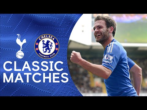 Tottenham 2-4 Chelsea | Mata Scores Twice In Six-Goal Derby Thriller | Classic Highlights