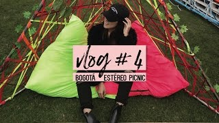 Me enamoré de G-eazy + Tips para ir al Estéreo Picnic en Bogotá - Vlog #4