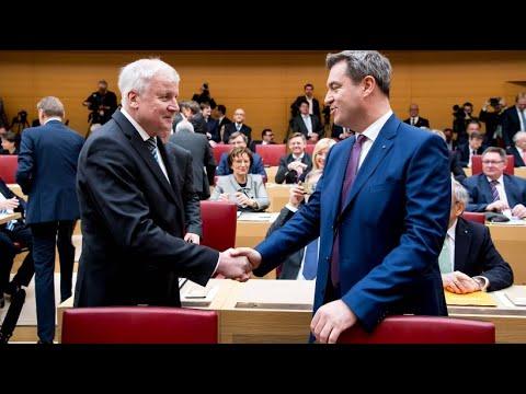 Söder unterstützt Seehofers Masterplan in der Asyld ...