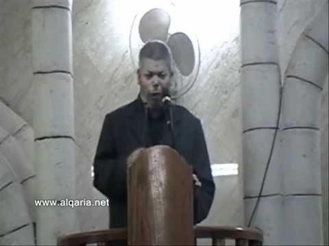 خطبة الجمعة للشيخ عبد الله نمر درويش 26 2 2011 أ