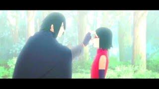 Boruto: Naruto Next Generation [AMV] Sarada Uchiha |Sayonara Moon Town| ED 2