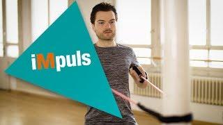 Mehr zum Thema Fitness finden Sie auf https://www.migros-impuls.ch/de/bewegung Die passende Übung für eine kräftige...