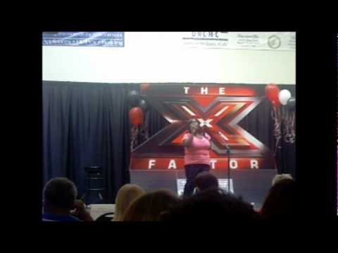 x-factor auditions pierre bossier mall