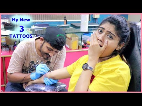 My 3 New TATTOOS | Before And After Tips For Tattoos | Rinkal Soni