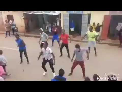 Dancing to Eddy kenzo disco disco