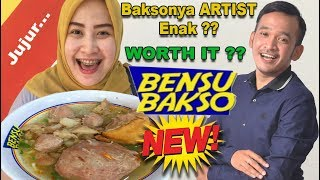 Video REVIEW JUJUR !! Bensu Bakso warung baksonya Ruben Onsu MP3, 3GP, MP4, WEBM, AVI, FLV November 2018