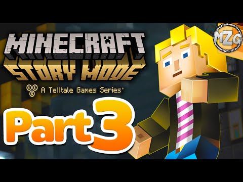 The END!? - Minecraft: Story Mode - Episode 8: Part 3 (Let's Play Playthrough)