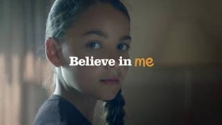 We believe a child's future should never be defined by their past. That's why we've launched the Believe in Me campaign.