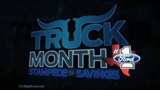 Tri-State Ford in Amarillo, TX - Truck Month $10,000 Off Super Crew