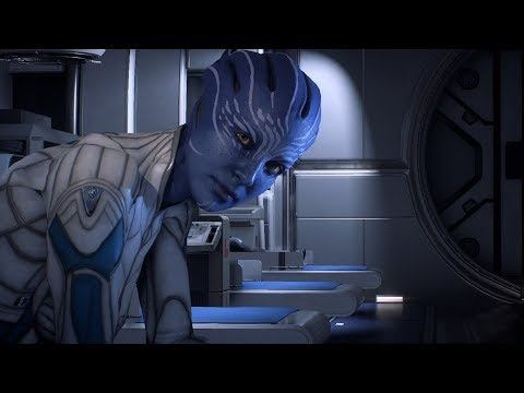 [CWW] Let's Play Mass Effect Andromeda: Part 1 Asari Ryder