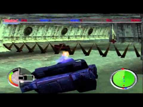 World Destruction League: Thunder Tanks #2