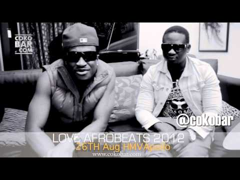 0 VIDEO: P Square ft Wande Coal   Official Theme Song For Love Afrobeats 2012wande coal P Square