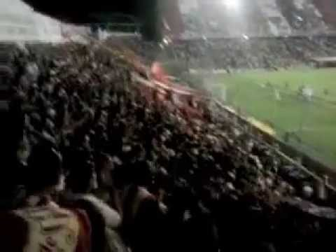 Hinchada Tatengue! / Union 1 - Velez 0 - La Barra de la Bomba - Unión de Santa Fe