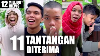 Video 11 TANTANGAN DITERIMA - Minta Nomor Cewe! #7SecondChallenge MP3, 3GP, MP4, WEBM, AVI, FLV April 2019