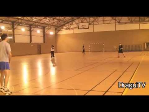 Speed badminton - Reportage Speed badminton