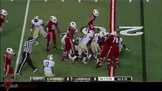 Terrance Plummer vs Louisville (2013)