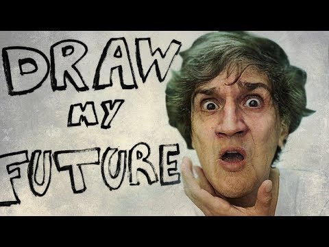 EU VOU SAIR DO YOUTUBE? - DRAW MY FUTURE
