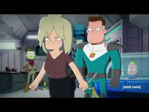 Sheryl finds peace in herself to love Gary again | Final Space season 2 episode 13