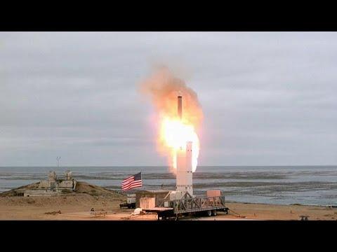 Συνεδριάζει το ΣΑ του ΟΗΕ για τις πυραυλικές δοκιμές των ΗΠΑ …