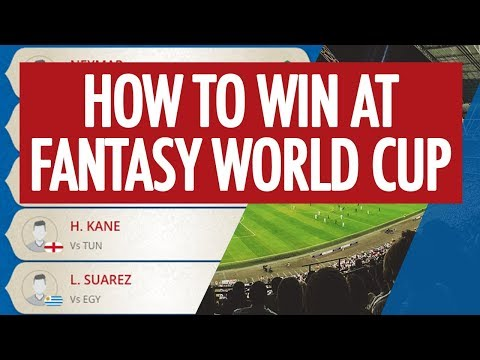 How to WIN at Fantasy World Cup