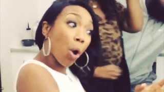 Queen Brandy's Funniest Moments - Part III - YouTube