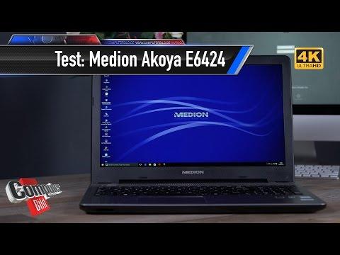 Medion Akoya E6424: Aldi-Notebook im Test