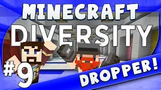 Minecraft Diversity #9 Fally Fally Hole (Dropper)