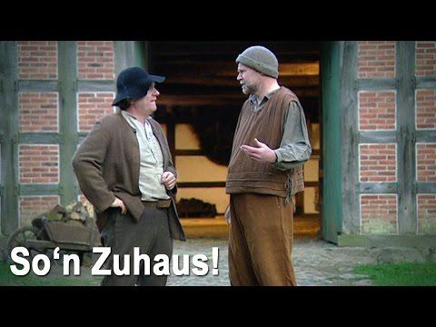 Früher lebten Menschen und Nutztiere unter einem Dach - Kurt Lotz auf Zeitreise in Norddeutschland