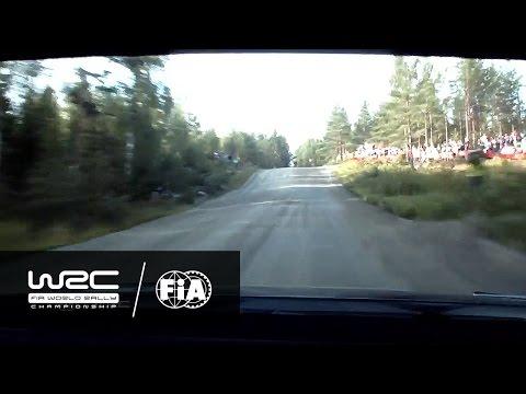 WRC - Neste Rally Finland 2016: Shakedown